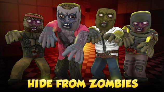 Hide from Zombies: ONLINE captura de pantalla 8