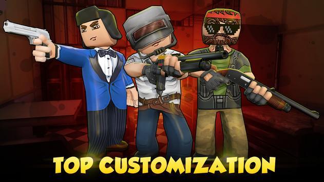 Hide from Zombies: ONLINE captura de pantalla 2