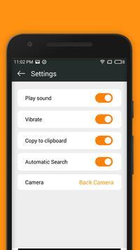 Nob Scanner  - Barcode Scanner And QR Code Reader screenshot 5