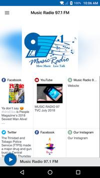 Music Radio 97.1 FM poster