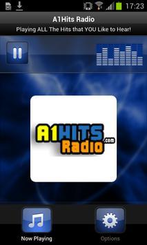 A1Hits Radio poster
