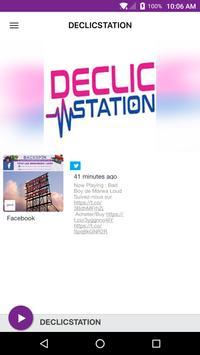 DECLICSTATION poster