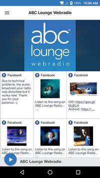 ABC Lounge Webradio poster