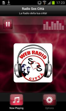 Radio Sos Città poster