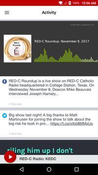 RED-C Radio: KEDC screenshot 1