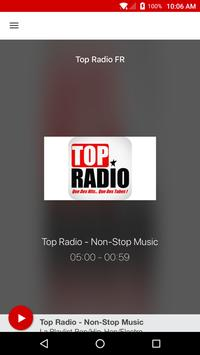 Top Radio FR poster