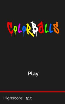 Colorballs poster