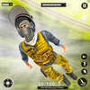 Cross Fire - Military Firing Squad: Fire Free Game icon