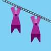 Rope Puzzle - Zipline Rescue Games 아이콘