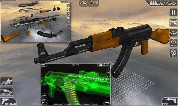 Gun Disassembly 2 screenshot 5
