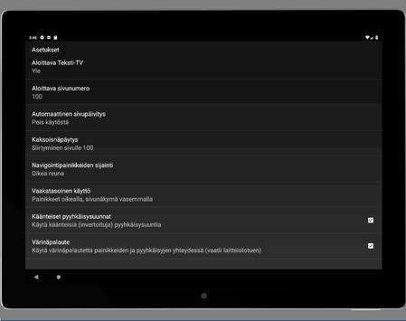 Teksti-TV screenshot 7