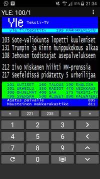 Teksti-TV poster