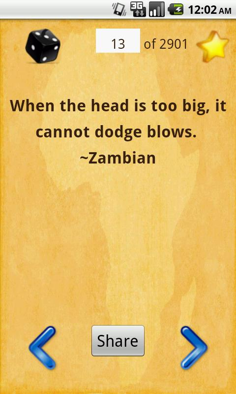 African Proverbs : 3000 Greatest Proverbs + Audio for Android - APK