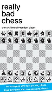 Really Bad Chess poster
