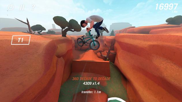 Trail Boss BMX screenshot 2