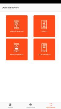 NCC Logistics screenshot 2