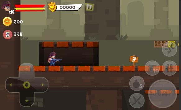 Hero adventure Evil World screenshot 2
