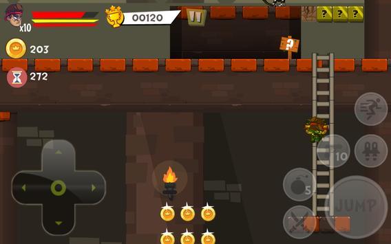 Hero adventure Evil World screenshot 3