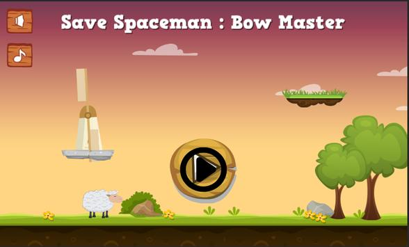 Save Spaceman Bow Masters poster