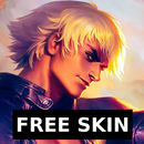 TOP NEW FREE VISUAL SKIN ML APK Android