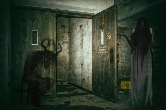 Призраки poster