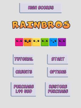Rainbros Lite screenshot 10