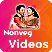 Nonveg  - funny, romantic, dual meaning videos icon