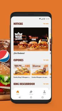 Burger King® Mexico screenshot 1