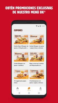 Burger King® Mexico screenshot 2