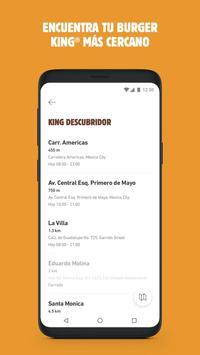 Burger King® Mexico screenshot 4