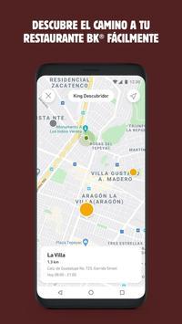 Burger King® Mexico screenshot 5