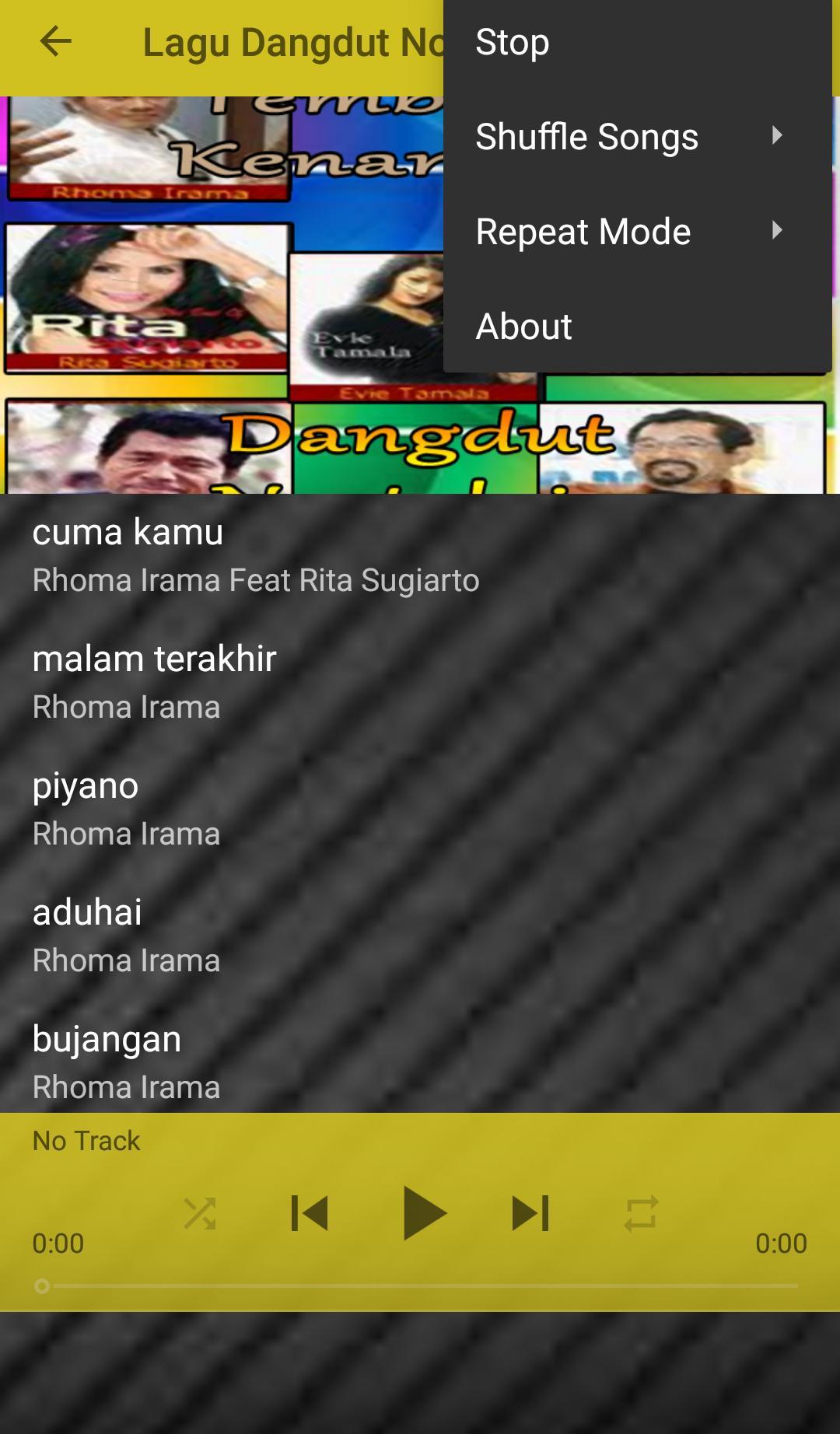 Mp3 Lagu Dangdut Lawas Offline for Android - APK Download