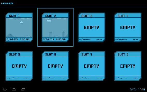 Nostalgia.NES (NES Emulator) captura de pantalla 7