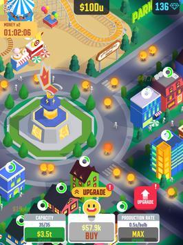 Idle Light City screenshot 12