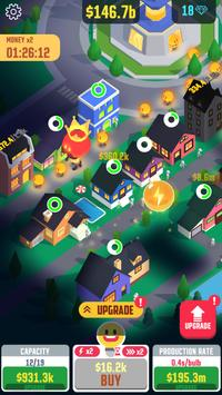 Idle Light City screenshot 2