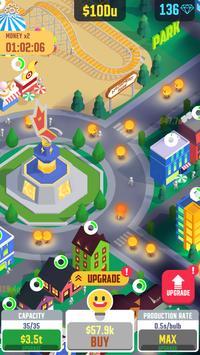 Idle Light City screenshot 4