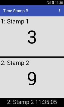 Time Stamp R screenshot 1