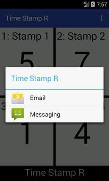Time Stamp R screenshot 7