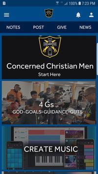 CCM Mentoring poster