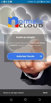 Nomalis Cloud poster