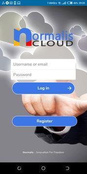 Nomalis Cloud screenshot 1