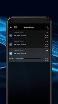 Geluidsrecorder screenshot 1