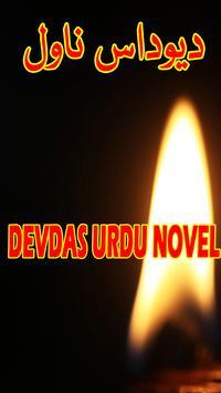 Devdas Urdu Novel poster