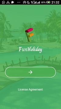 Fun Holidays screenshot 2