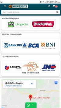 NOR Coffee Indonesia screenshot 4