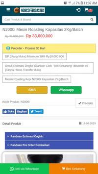 NOR Coffee Indonesia screenshot 5