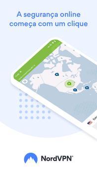 NordVPN: Best VPN Fast, Secure & Unlimited Cartaz