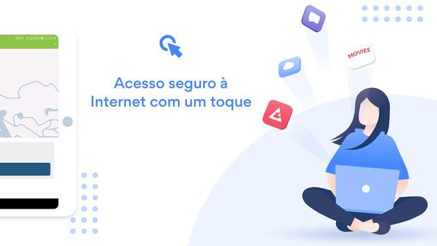 NordVPN: Best VPN Fast, Secure & Unlimited imagem de tela 7