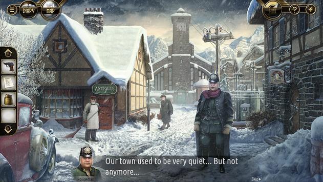 Убийство в Альпах скриншот 13