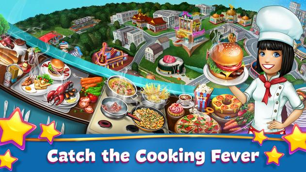 Cooking Fever स्क्रीनशॉट 18